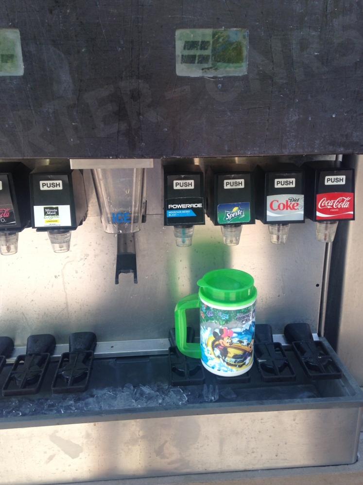 Drinks Station