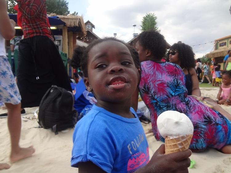 Yummy Ice-cream cone