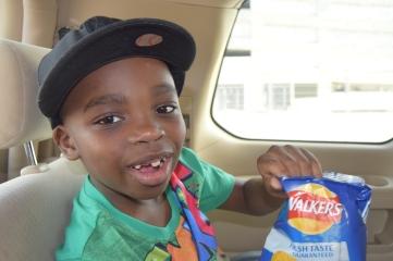 gotta have some snacks to keep them happy :)